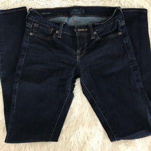 Lucky brand blue skinny jeans size 25